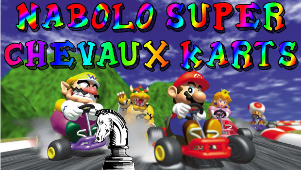 Super Petits Chevaux Karts, relève le défi !!