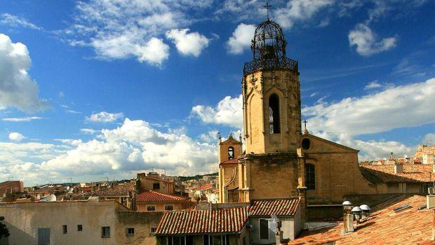 Un tour à Aix