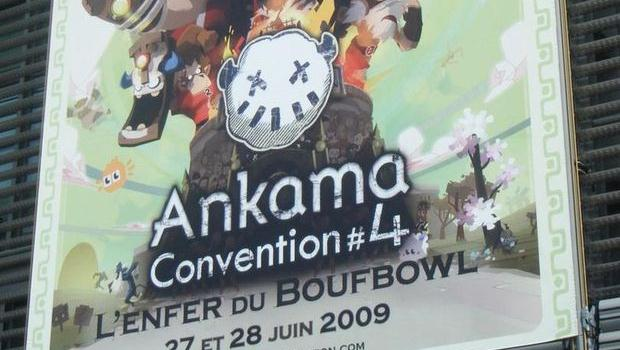 L'ANKAMA Convention – vue du staff