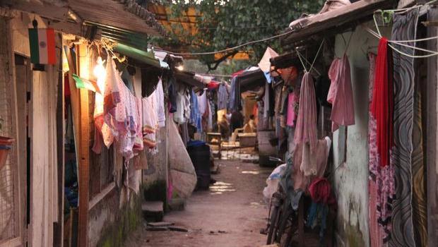 Balade en bidonville