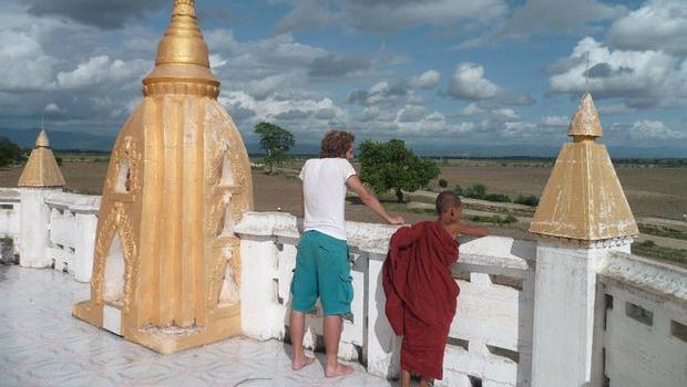 Angkor des nouvelles: La Birmanie