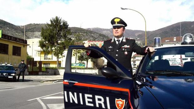 Tonio, le chef de la police italienne
