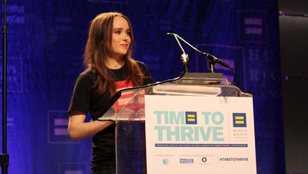 Coming out ! retour sur celui d'Ellen Page