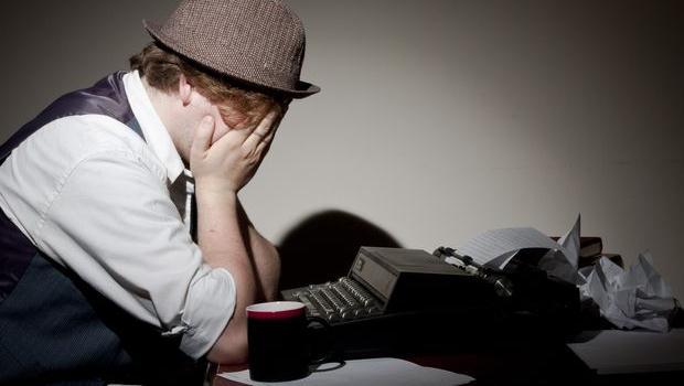 Le dur métier d'écrivain