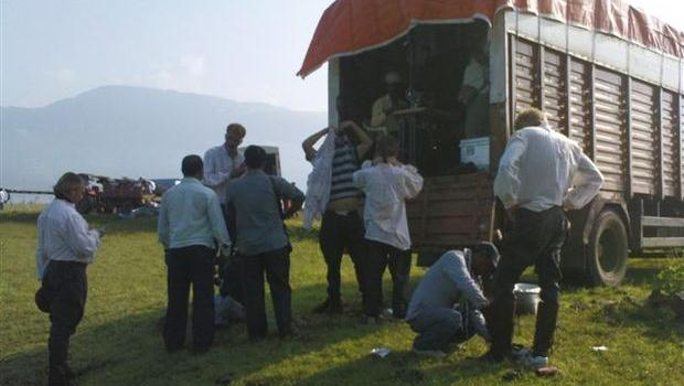 Figurant Bollywood cinq jours de tournage dans la vie d'un (5/5)