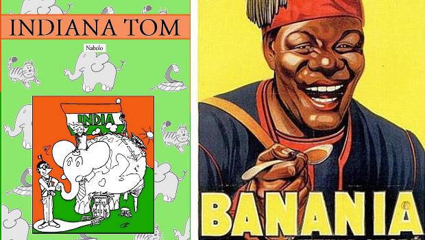 L'épisode des méchants africains cannibales