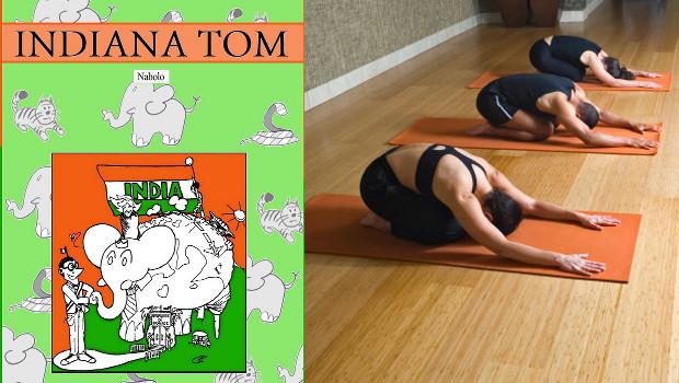 L'épisode du cours de Yoga