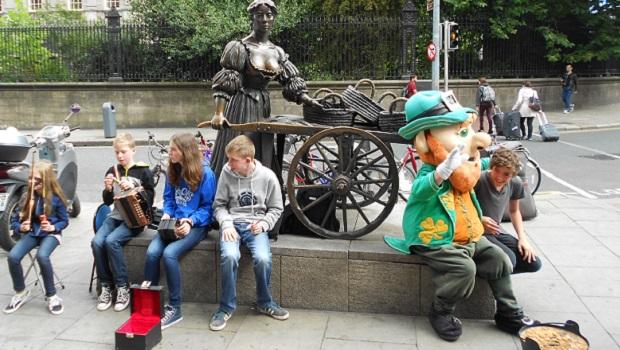 Dublin et du houblon