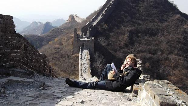 Le chouette mur (the Great Wall)
