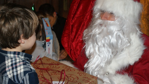 L'aventure d'être Père Noël