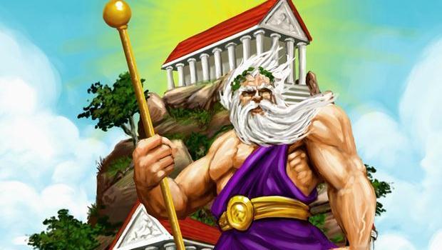 Olympe 21: le réveil de Zeus