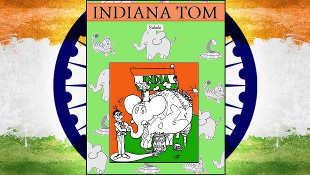 INDIANA TOM – le premier roman de Nabolo