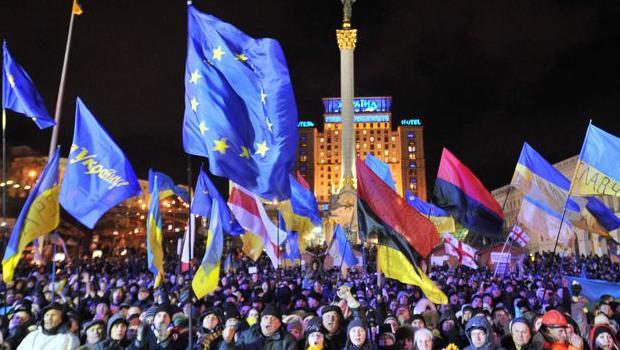Place Maïdan : témoignage (re)venu d'Ukraine