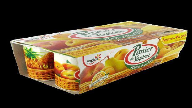 L'arme des opprimés: le yaourt à l'ananas